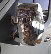 Renault Master Ayna Kapağı Kromu 2010-