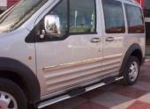 Ford Connect Ayna Kapağı Kromu 2001-2009