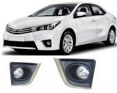 Toyota Corolla Sis Lambası Farı Çerçeveli Oem...