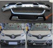 Renault Captur Ön Arka Tampon Koruma Difüzör