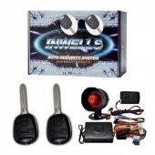 Oto Alarm Anahtar Uçlu İnwells 3321 12 Volt