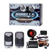 Oto Alarm Kumandalı İnwells 3805 12 Volt