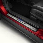Honda Crv Işıklı Kapı Eşik Nikelajı Krom 4...