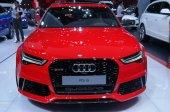 Audi A6 RS6 body kit tampon panjur difüzör 2014 / 2017 c7
