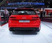 Audi A6 RS6 body kit tampon panjur difüzör 2014 / 2017 c7-4