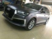 Audi Q7 RSQ7 body kit tampon panjur difüzör 2016+
