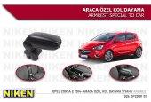Opel Corsa E Kol Dayama Kolçak Vidasız Konsol Niken