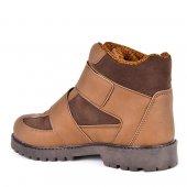 MP 172-5283 Cırtlı Erkek Çocuk Termal Kışlık Bot Ayakkabı-2