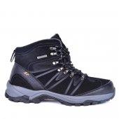 MP 172-1743 100 Deri Erkek Asla Su Soğuk Geçirmez Bot Ayakkabı-3