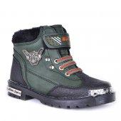 Bletix Pt Termal Kürklü Erkek Çocuk Motor Kışlık Bot Ayakkabı