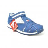 Ay Shoes Ft 03 Cırtlı Ortopedik Erkek Çocuk Sandalet
