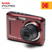 Kodak Pixpro Fz43 Dijital Fotoğraf Makinesi Kırmızı