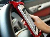 Araba Direksiyon Arası Telefon Tutucu
