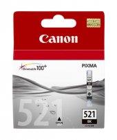 Canon Clı 521 Bk Mürekkep K. 2933b004
