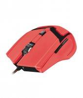 Trust 22391 Gxt 101 Sr Spectra Oyuncu Mouse Kırmız...