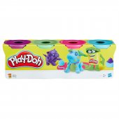 Play-Doh 4 lü Oyun Hamuru-4