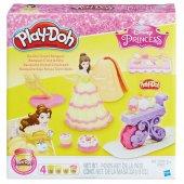 Play-Doh Bellanın Yemek Daveti-2