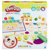 Play-Doh Harfleri ve Kelimeleri Öğreniyorum-3