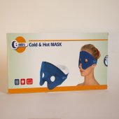 Soğuk Sıcak Jel Göz Terapi Maskesi Masaj Cilt Bakımı Göz Şişlik