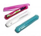 4 Adet Diş Fırçası Saklama Kabı