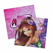 Winx Club Kağıt Peçete 33x33 Cm 16 Adetli