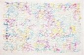 Sanat Hali Tropi 1546  100x300 cm