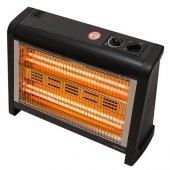 Conti CQS-1800 Sole Elektrikli Soba Buharlı + Termostatlı + Devrilme Emniyetli Elektrikli Isıtıcı