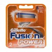 Gillette Fusion Power 2 Li Yedek Tıraş Bıçağı...