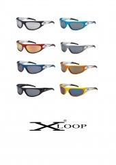 Amerikadan İthal Orjinal Xloop Colorful Güneş Gözlüğü-3