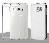 Totudesing Samsung S6 Metalik Silver Kılıf
