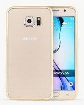 Totudesing Samsung S6 Alüminyum Çerçeve Gold Silver
