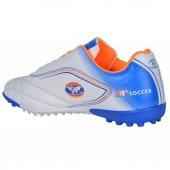MP 181-6620 Gr Halısaha Çim Erkek Çocuk Futbol Spor Ayakkabı-2
