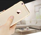TotuDesing Frosted Series iPhone 6 / 6S Metalik Silikon Kılıf-3
