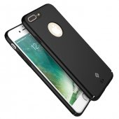 TotuDesign Color iPhone 7 PlusKılıf Jet Siyah