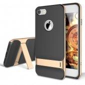 Melefoni Gizli Stand Ayaklı Gold iPhone 7 Kılıf