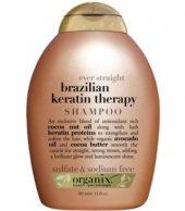 Organıx Brazılıan Keratın Düz Saçlar İçın...