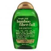 Organıx Bamboo Shampoo Fıber Full...