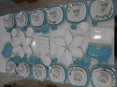 Keramika Turkuaz Butterfly Kahvaltı Takımı 12...