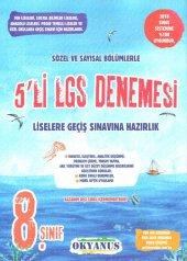 Okyanus Yayıncılık 8. Sınıf 5li Lgs Denemesi