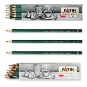 Fatih Dereceli Kalem Drawing Pencils 12 Adet 17 Kalınlık Seçme