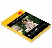 Kodak 260gr/m2 13x18 Parlak 100 Adet inkjet Fotoğraf Kağıdı