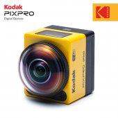 Kodak Pixpro Sp360 Extreme Pack Aksiyon Ve...