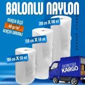 BALONLU NAYLON 150 CM X 100 MT