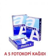 Double A A5 Fotokopi Kağıdı Orjinal Ürün 500 Yaprak