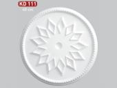 Karsis Büyük Baklava Desenli Tavan Lamba Avize Göbeği Kd 111