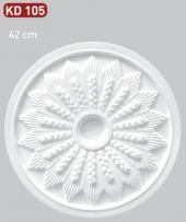 7 Adet Karsis Başak Desenli Tavan Lamba Avize Göbeği - KD-105