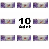 10 Adet Lux Islak Mendil 90 Lı Toplam 900 Adet