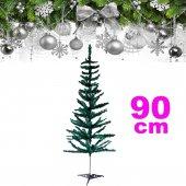 00857 Yılbaşı Çam Ağacı Gür Dallı 90 Cm