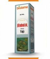 biotama alabalık yağı