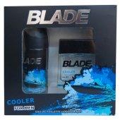 Blade Cooler Edt 100 Ml + Deodorant 150 Ml